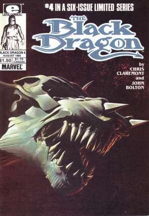 Black Dragon (1985)#4