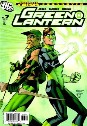 Green Lantern (2005-2011)#7