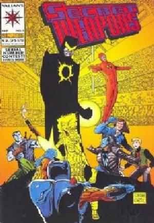 Secret Weapons (1993-1995)#1