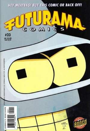 Futurama Comics (2000-Present)#23