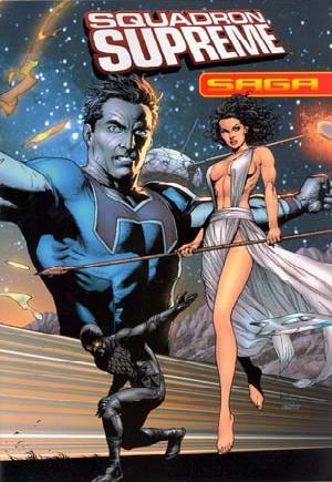 Saga of Squadron Supreme (2006)#1