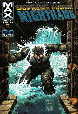 Supreme Power: Nighthawk (2005-2006)#6