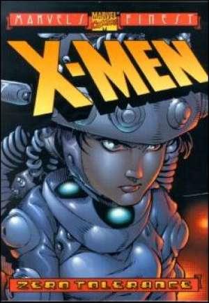 X-Men: Zero Tolerance#TP