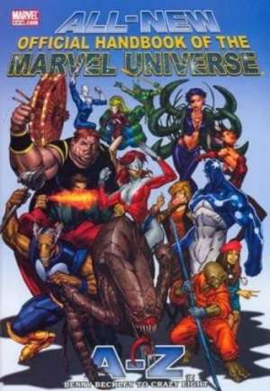 All-New Official Handbook of the Marvel Universe A to Z (2006-2007) #2