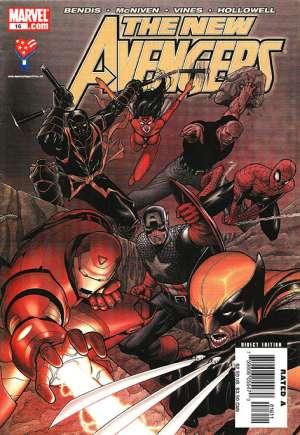 New Avengers (2005-2010)#16B
