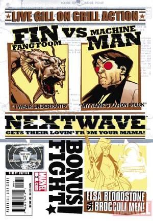 Nextwave: Agents of H.A.T.E. (2006-2007)#2