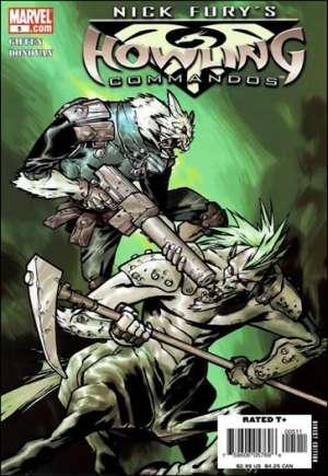 Nick Fury's Howling Commandos (2005-2006)#5