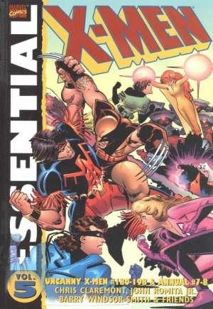 Essential X-Men (1997-Present)#TP Vol 5