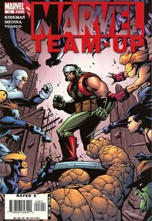Marvel Team-Up (2005-2006)#18