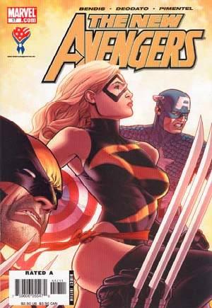 New Avengers (2005-2010)#17B