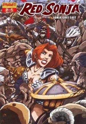 Red Sonja: Sonja Goes East#One-ShotC