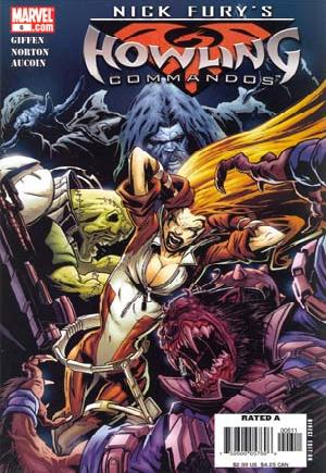 Nick Fury's Howling Commandos (2005-2006)#6