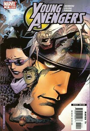 Young Avengers (2005-2006)#11
