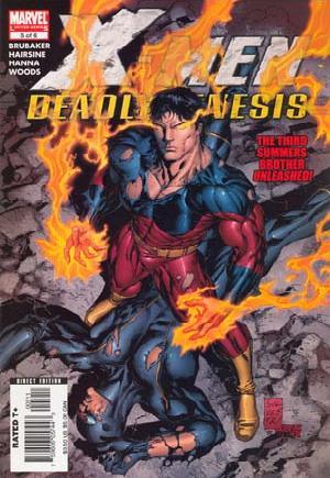 X-Men: Deadly Genesis (2006)#5