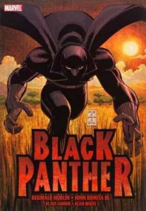 Black Panther (2005-2008) #TP Vol 1A
