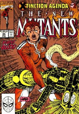 New Mutants (1983-1991)#95C