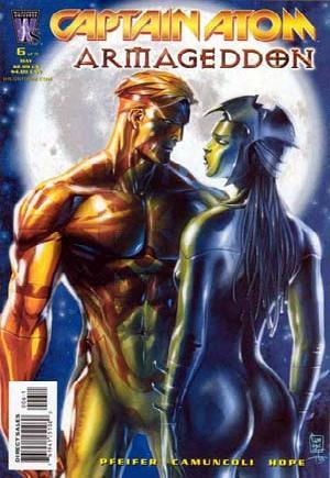 Captain Atom: Armageddon#6
