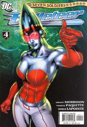 Seven Soldiers: The Bulleteer (2006)#4