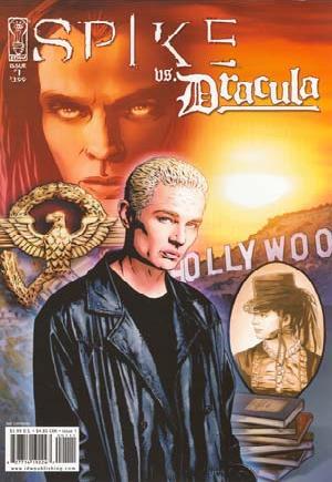 Spike vs. Dracula#1A