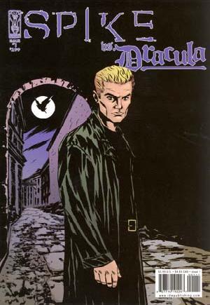 Spike vs. Dracula#1D
