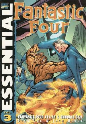 Essential Fantastic Four#TP Vol 3A