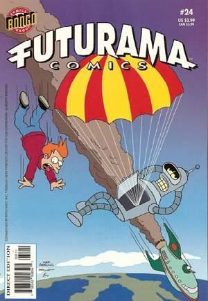 Futurama Comics (2000-2016)#24