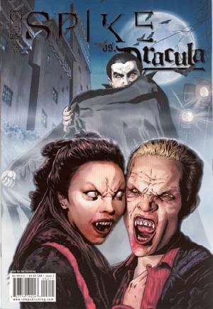 Spike vs. Dracula#2A