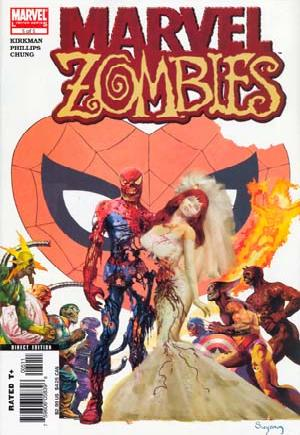 Marvel Zombies (2006) #5A