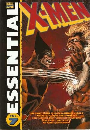 Essential X-Men (1997-Present)#TP Vol 7