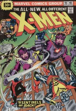 Uncanny X-Men (1963-2011)#98B