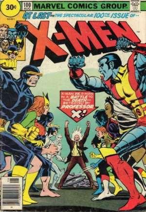 Uncanny X-Men (1963-2011)#100B