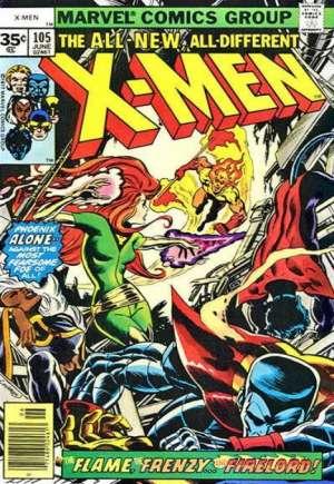 Uncanny X-Men (1963-2011)#105B