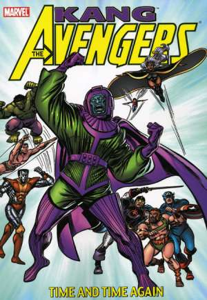 Avengers: Kang - Time and Time Again (2005)#TP