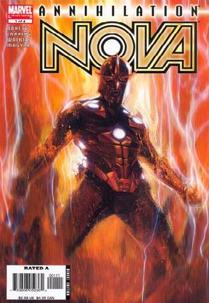 Annihilation: Nova (2006)#1