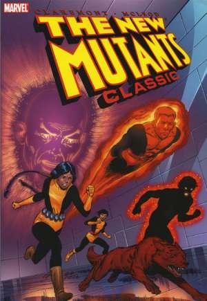New Mutants Classic#TP Vol 1