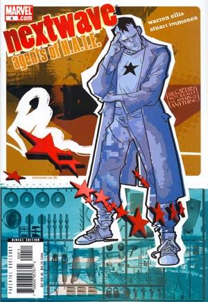 Nextwave: Agents of H.A.T.E. (2006-2007)#4