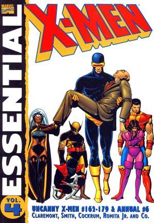 Essential X-Men (1997-Present)#TP Vol 4