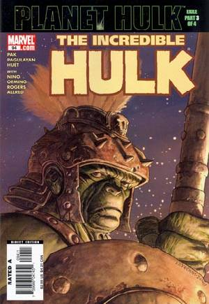 Incredible Hulk (2000-2008) #94