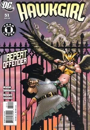 Hawkgirl (2006-2007)#51