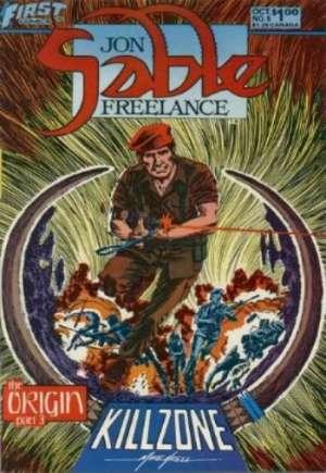 Jon Sable, Freelance (1983-1988)#5