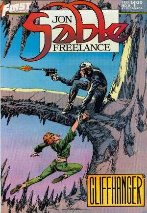 Jon Sable, Freelance (1983-1988)#9