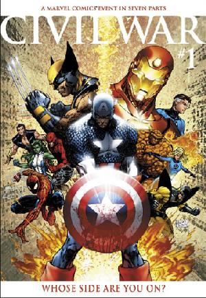 Civil War (2006-2007)#1B