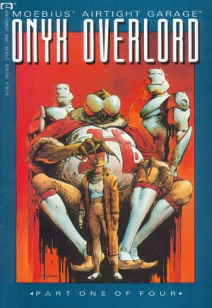 Onyx Overlord (1992-1993)#1