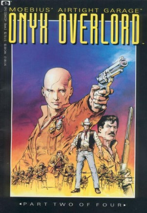 Onyx Overlord (1992-1993)#2