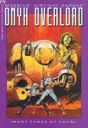 Onyx Overlord (1992-1993)#3