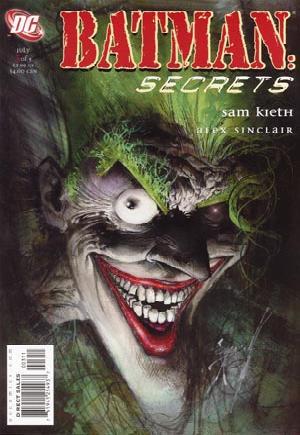 Batman: Secrets#3