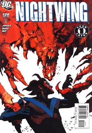 Nightwing (1996-2009)#120