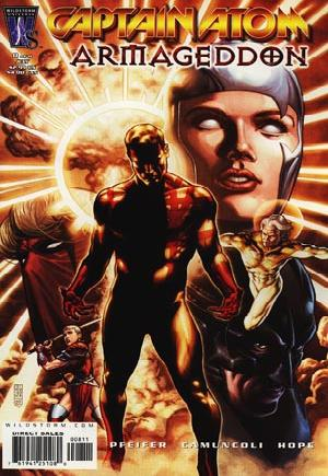 Captain Atom: Armageddon#8