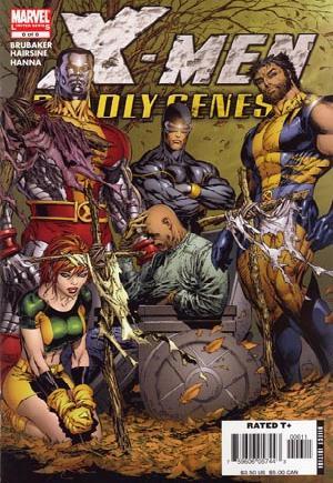 X-Men: Deadly Genesis (2006)#6A
