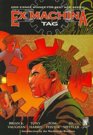 Ex Machina (2004-2010)#TP Vol 2A